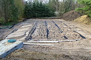 What is a septic field